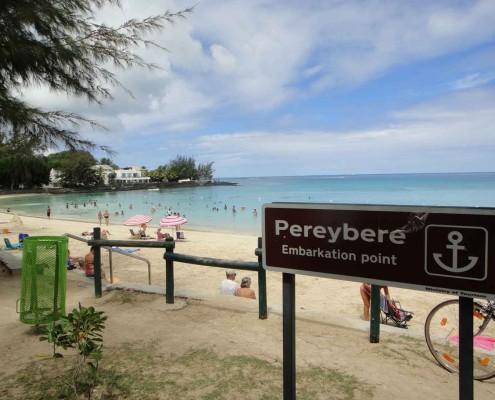 Pereybere plage