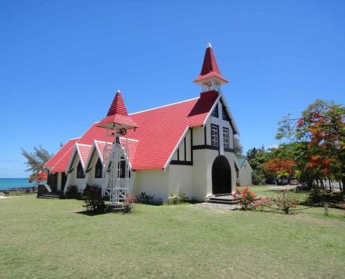 Eglise a Cap Malheureux